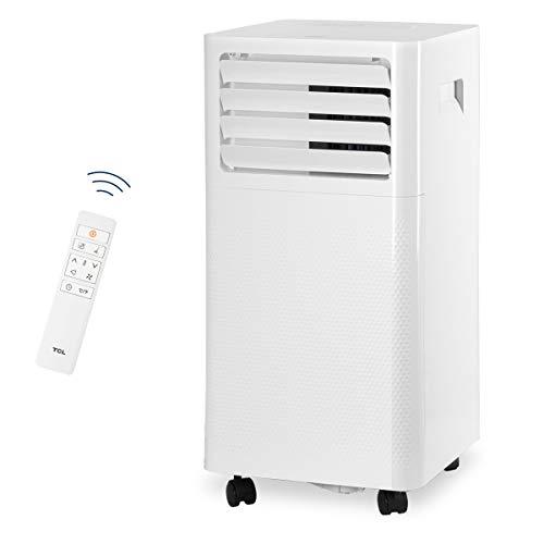 TCL mobiles Klimagerät 7000 BTU Klimaanlage Klima Abluftschlauch R290 weiss