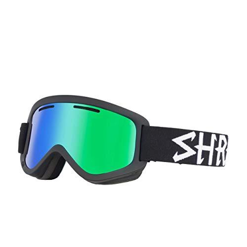 Shred Damen Wonderfy Eclipse Plasma Skibrille, Black, Einheitsgröße