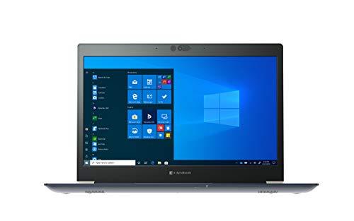 dynabook Portege X40-G-10P IntelCore i5-10210U 35,56cm 14Zoll FHD 8GB 256GB SSD W10P, blau