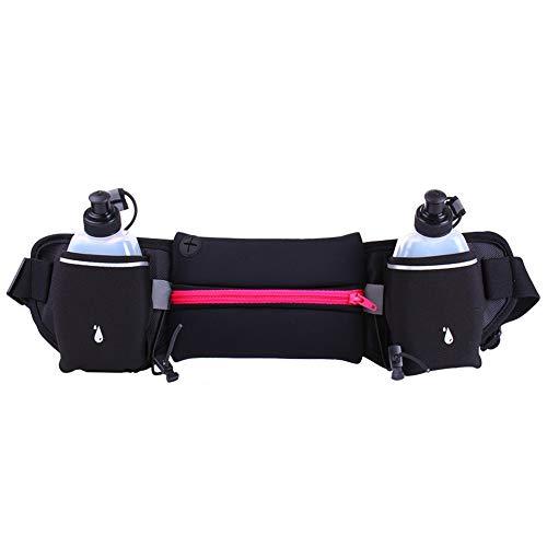 ILYO Poches de Sport Multifonctions extérieures imperméable à l'eau de Course Cyclisme Fitness Fitness Sac de téléphone Portable pour Hommes