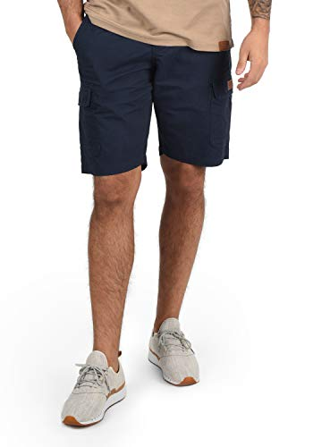 Blend Blend 20702259ME Crixus Cargo Shorts, Größe:M, Farbe:Navy (70230)
