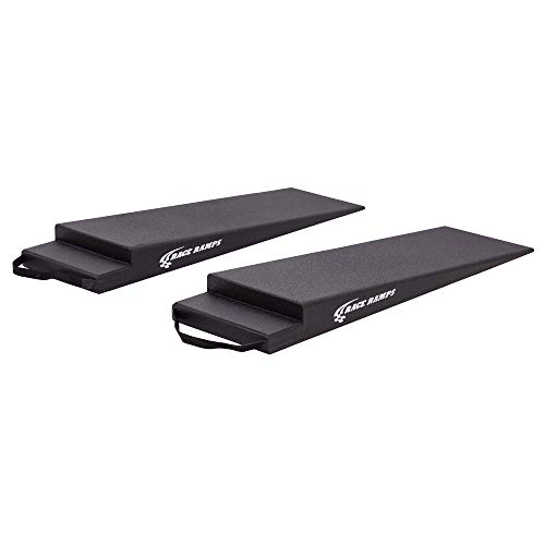 Race Ramps RR-TR-4 Trailer Ramp with 5.5 Degree Approach Angle (Pack of 2)