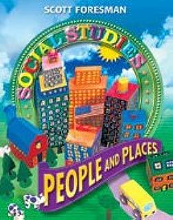 SOCIAL STUDIES 2005 PUPIL EDITION GRADE 2 (Scott Foresmen Social Studies 2005)