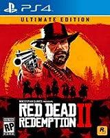 Red Dead Redemption 2 Ultimate Edition Playstation 4 レッドデッドリデンプション2 アルティメットエディションプレイステーション4北米英語版 [並行輸入品]
