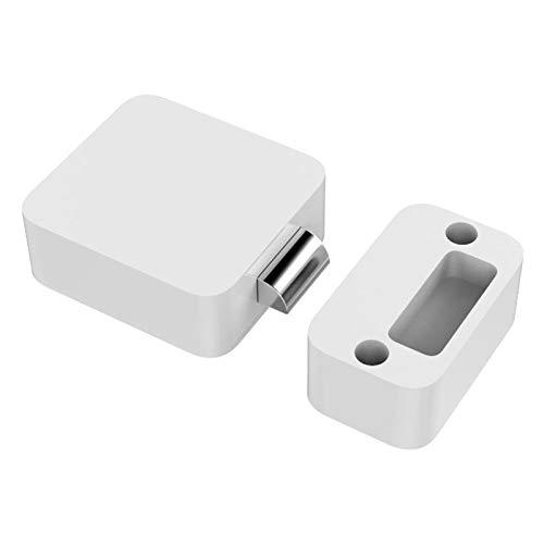 PETSOLA Cerraduras de puerta sin llave con Bluetooth y aplicación fácil de instalar cerraduras de armario inteligentes electrónicas para cajones, gabinete