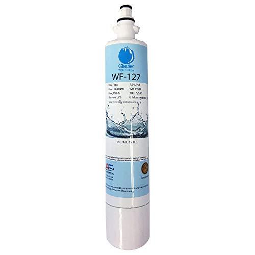 AF Compatible Replacement Water Filter Cartridge for GE GNE29GSHSS, GYE22KMHES, GYE22KSHSS, PFE28RSHSS
