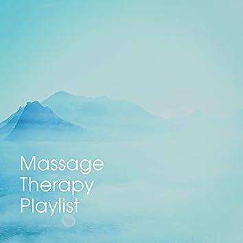 Massage Therapy Playlist