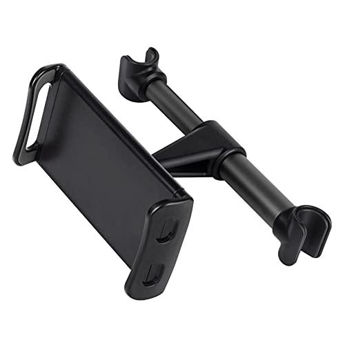 USNASLM Soporte de almohada trasera para el teléfono, para iPhone Xiaomi iPad Tablet 4-11/12.9 pulgadas, soporte de montaje para reposacabezas trasero