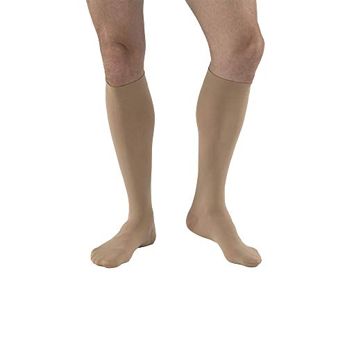 JOBST Relief Knee High 20-30 mmHg Closed Toe Unisex For Men & Women Compression Socks - Choose Your Color & Size