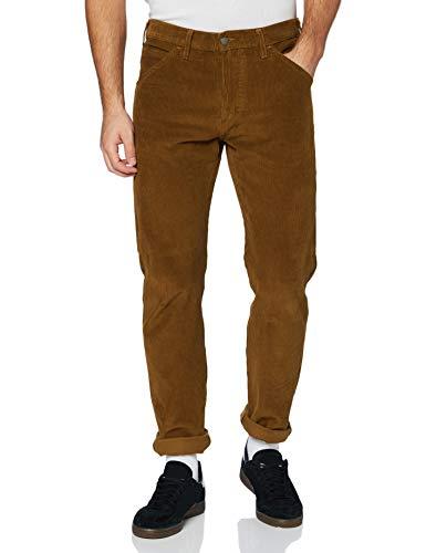 Levi\'s Mens 502 Carpenter Pant Jeans, Monks Robe 8W Corduroy Wt B, 32