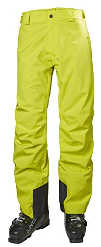 Photo of Helly Hansen Men's Legendary Cold Weather Winter Snowboard and Ski Pants, Sweet Lime, X-Large