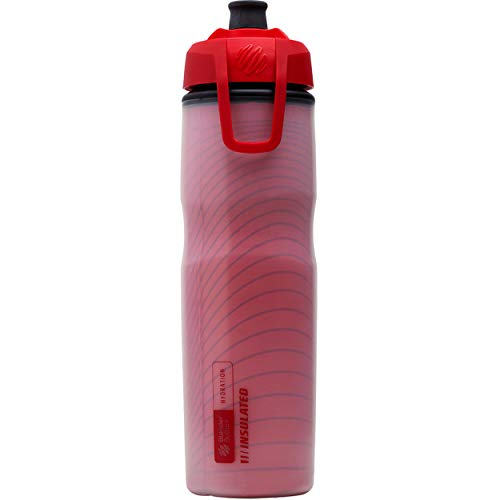 BlenderBottle Halex Thermo-Insulated Squeeze Trinkflasche - Fahrrad & Sport - BPA-Frei, 500871, 180 g