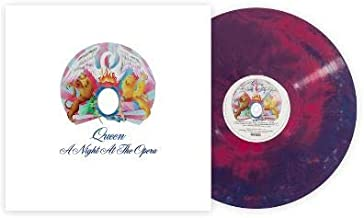 A Night At The Opera (Exclusive Club Edition Multi-Color Galaxy 180gram Vinyl)