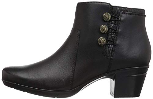 10 best booties black leather women for 2020