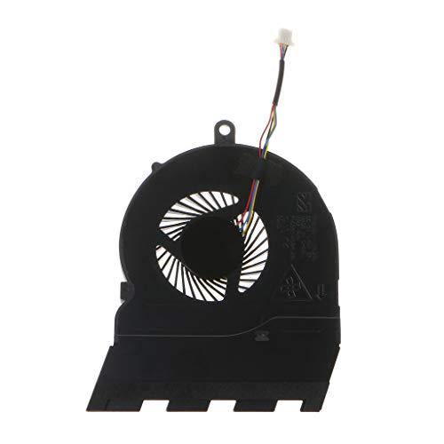 """YOKING Dell 5567 Ventilateur De Remplacement pour Ordinateur Portable pour Dell Inspiron 15 5567 17-5767 15-5565 17-5000 15 5565 15G P66F 15.6""""CPU"""