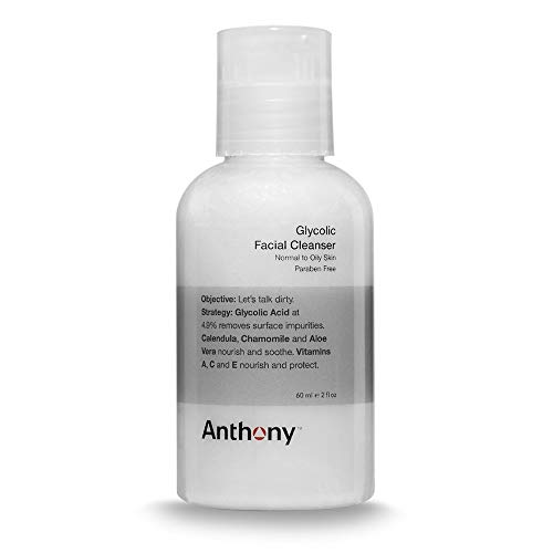 Anthony Glycolic Facial Cleanser, 2 fl. oz.