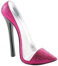 Zings & Thingz 57072876 Pink HIGH Heel Phone Holder