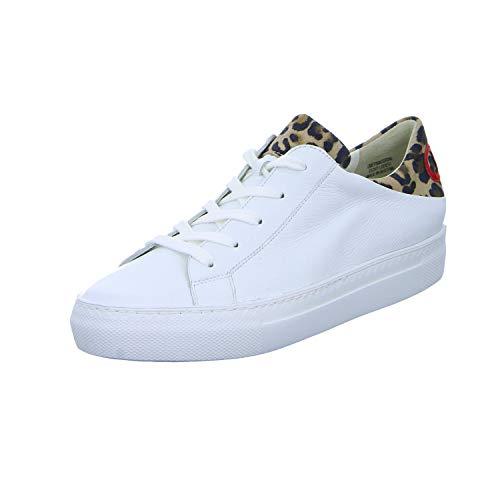 Paul Green 4699 Damen Sneakers Weiß, EU 40