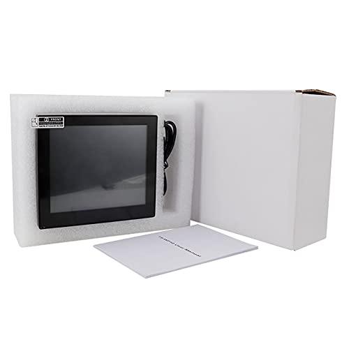 NewIncorrupt Reloj digital resistente al agua, reloj de pared para baño, ducha, succión, soporte de pared, temporizador de alarma, medidor de alarma de temperatura y humedad