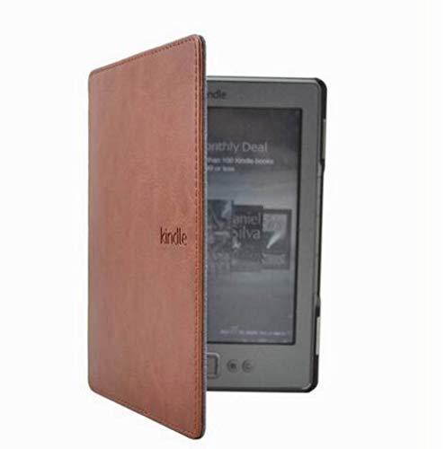 BENGKUI 1PC Leder Hülle für Amazon Kindle 4/5 E-Book Reader 6' Zoll (Nicht geeignet...