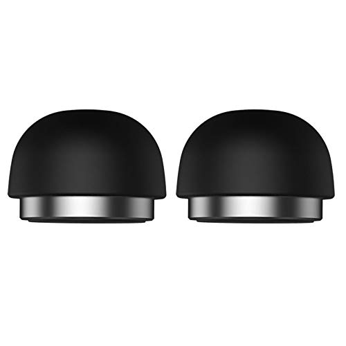 D DOLITY 1 Pair Laptop Stand Magnetic Portable Cooling Pad for Computer Laptop Cool Balls - Black