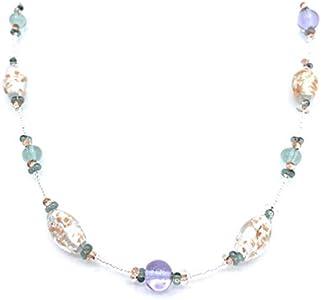 ANTICA MURRINA VENEZIANA Collar de cristal de Murano