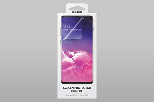 Samsung Display-Schtutzfolie für Galaxy S10+