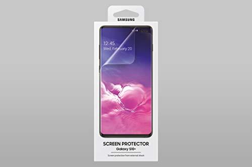 Samsung Mobile Accessories Display-Schtutzfolie für Galaxy S10+