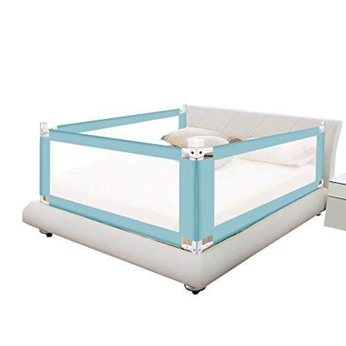 Bettschutz, 120 Cm Kinderbettschutz Für Kleinkinderbetten, Faltbare Sicherheitsgitter Für Babybetten Für Kleinkinder