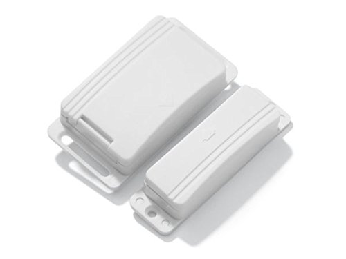 Intertechno Smart Home ITM 100 Funk Magnet Schalter weiß kabellos