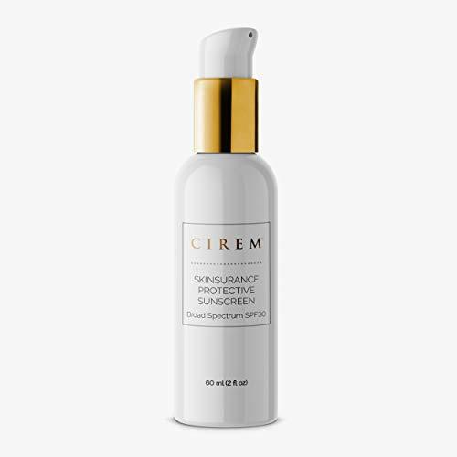 Cirem Skinsurance UV UVA UVB Protective Sunscreen Broad Spectrum SPF30 for Sensitive Skin MAX Sun Protection