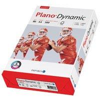 PAPYRUS Multifunktionspapier Plano® Dynamic FSC, für Duplexdrucke und kontrastreiche Ausdrucke geeignet, DIN A4, 2500 Blatt