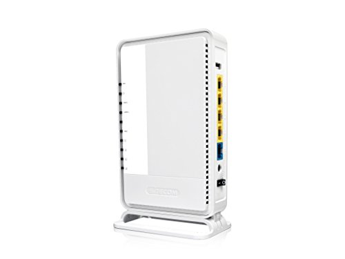 SITECOM WLR-5002 AC750 WiFi dual-band Gigabit Router X5 USB 2.0-poort
