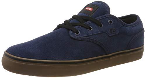 GLOBE Motley, Zapatillas Skateboard Hombre, Azul Indigo/Gum