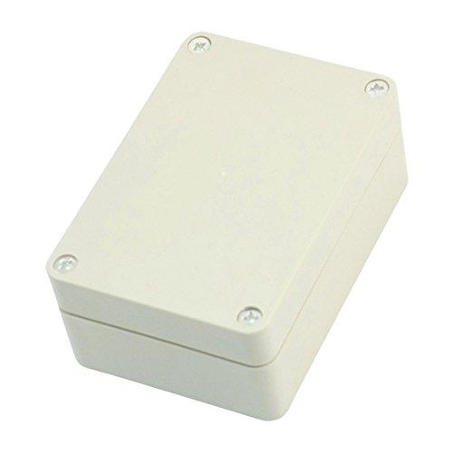 sourcingmap® Aufputz Kunststoff, elektrische DIY, Abzweigdose, 85 mm x 60 mm x 34 mm de