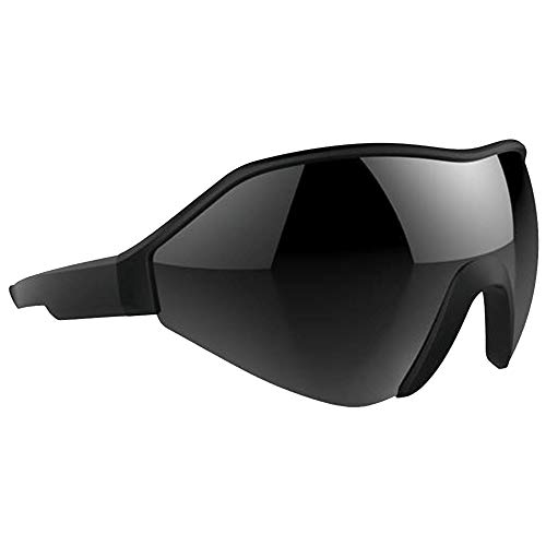 Briko Sirio 2 Lenses Gafas Sol Ciclismo, Unisex Adulto, Matt Black, One