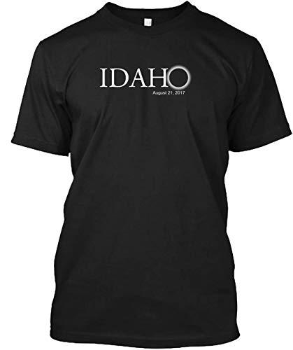 Idaho Solar Eclipse 2017 T-Shirts for Women Men Girl Boys Cute
