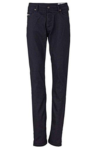 Diesel Herren Slim Jeans Tepphar, Schwarz (Black / Grey 0886Z), 29W / 32L