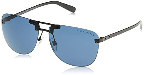 Ralph Lauren 0RL7062 Gafas de sol, Carbon, 63 para Hombre