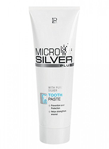 LR Microsilver Plus Zahncreme Zahnpasta Tooth Paste 75 ml