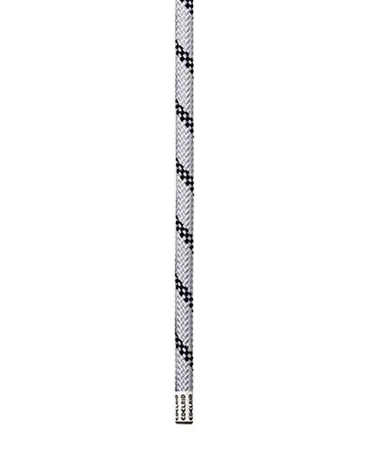 EDELRID Performance Static Seil 10,5mm 50m Snow 2020 Kletterseil