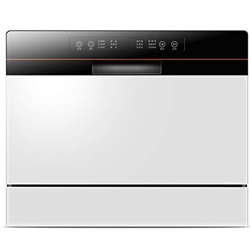 RAPLANC Vollautomatische Geschirrspüler integriert mit großer Kapazität Einbau-Geschirrspülmaschine nach Hause Geschirrspüler Geschirrspüler Einbaugeschirrspüler Desktop