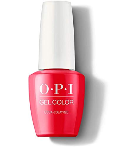OPI GELCOLOR SEMI PERMANENT'COCA COLA RED' GC C13 15ML/0.5FL.OZ.