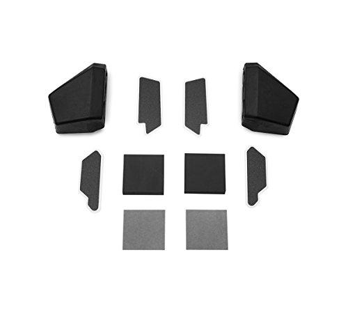 Kawasaki - KQR 28 Liter Hard Saddlebag Set, Fitting Kit - 99994-0867