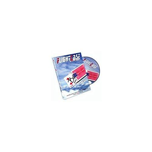 Peter Eggink Flight Case (DVD + Gimmick) - Bicycle Dos Bleu