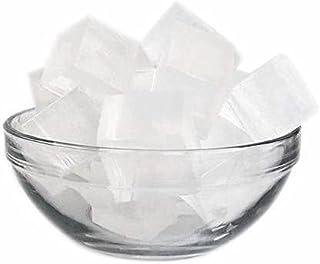 TFCCOM Glycerine Transparent Soap Base   Soap Base to Make Soap at Home / 1 kg