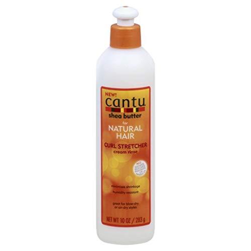 Cantu Shea Butter Natural Hair Curl Stretcher Cream Rinse 283 g CAN012