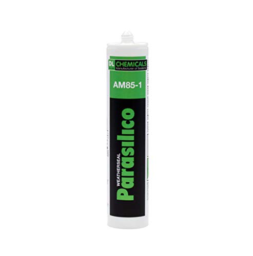 Parasilico AM85-1 Silikon-Dichtmasse RAL 8016 Mahagonibraun 310 ml