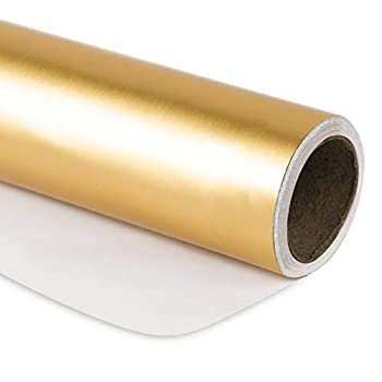 Best gold foil wrapping paper Reviews
