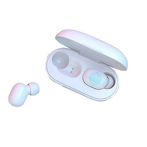 Docooler Haylou GT1 Mini TWS Earphone Touch Control Wireless BT 5.0 AAC Earbuds Handsfree Sport Headphone Noise Canceling Gaming Headset Binaural Call